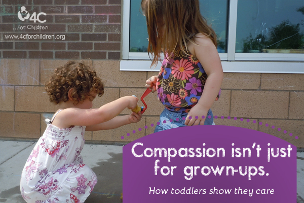 Compassion isn't just for grown-ups.
