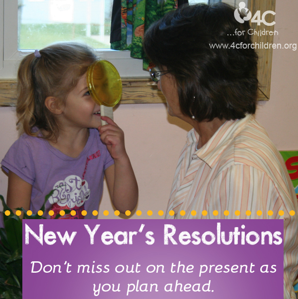 While you are preparing for a new year in your ECE program, don't miss out on what is happening in the here and now!