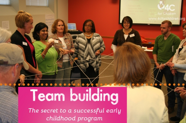 Every member of your #ECE team is essential!