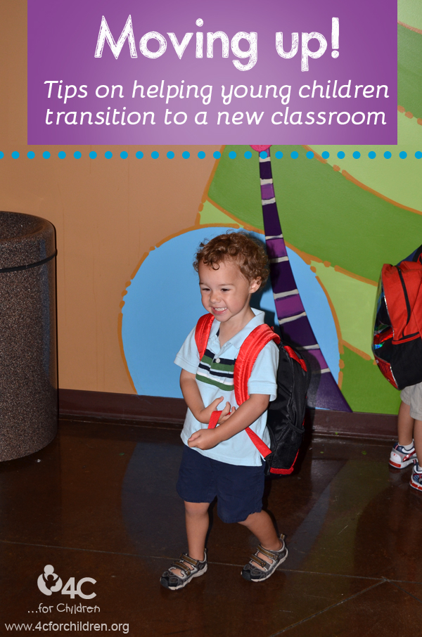 Ensuring a smooth transition to a new classroom