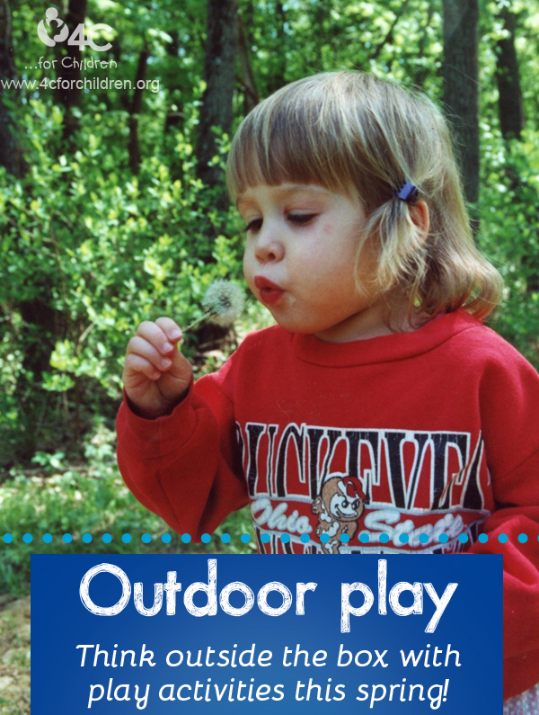 Embrace outdoor play in your ECE program!