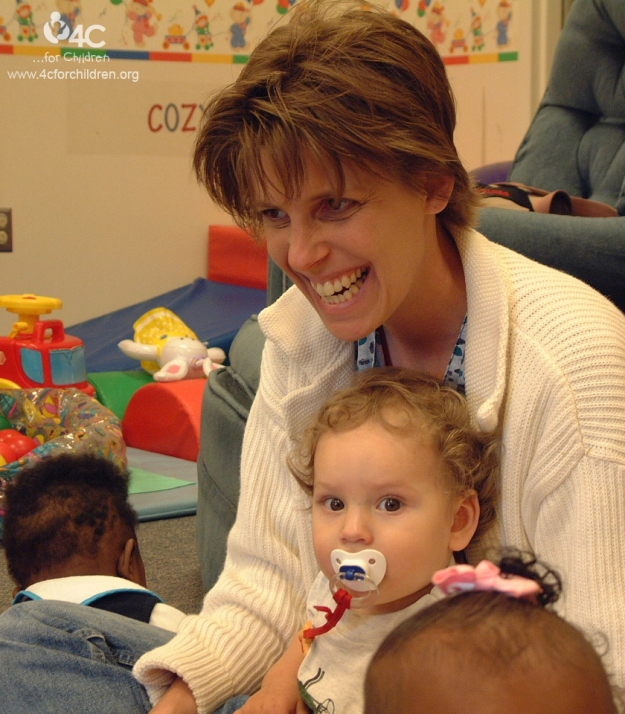 Why do you love your job in #ECE? How do you show others love through your job?