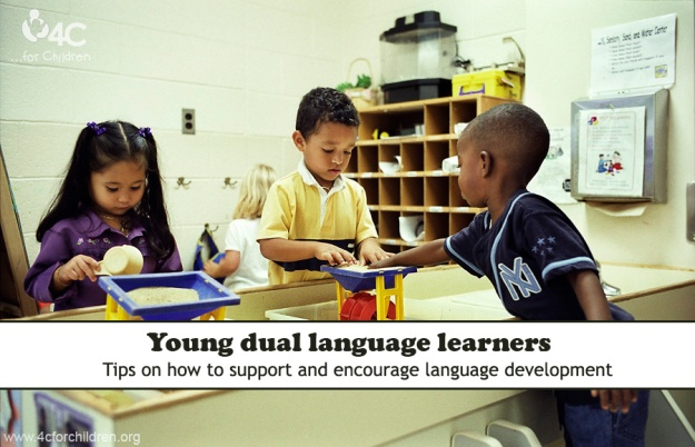 Tips about dual language learners in the classroom