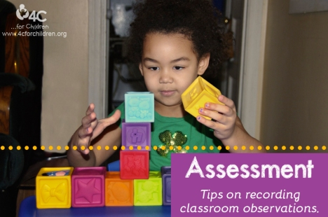 Classroom assessments don't have to feel like tests!